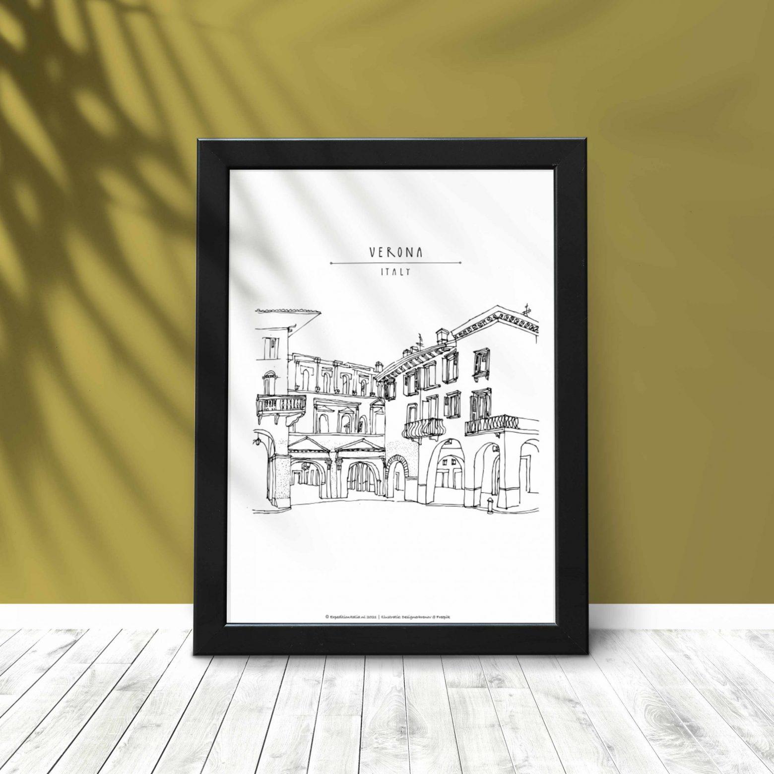 Artwork Italië printables