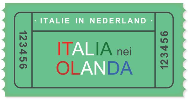 Italië in Nederland Italia nei Olanda