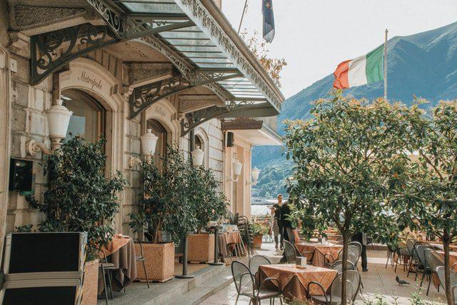 De heerlijkste restaurants italië