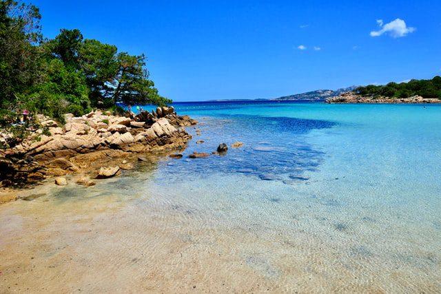 Mooiste stranden in Italië