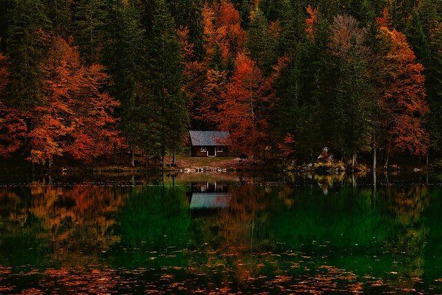 Herfst in Italië -