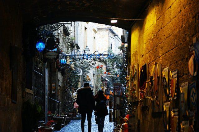 Kerst in Italië - Orvieto