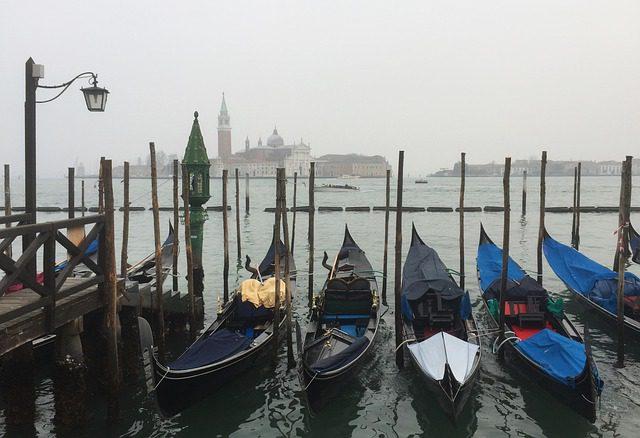 Venetië - Herfst in Italië