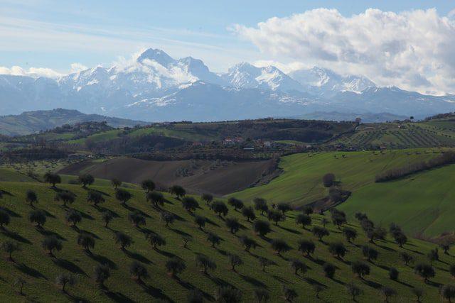 Abruzzo Abruzzen Italië