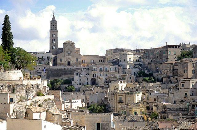 Basilicata Italië